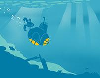 Penny in The Ocean | Children's Book