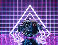 Sci Fi Dron