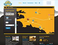 Health Promotion Company Website Design