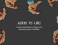 Asros vs Loki // game