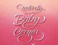 Lettering Movie Quotes 2015 / Spacio Diseño / DD