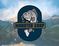 Logo Monster Carp