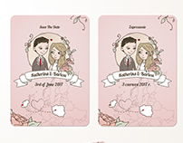 International : Wedding invitations