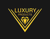 Luxury Products : Logo