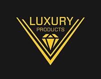 Luxury Products : Logo