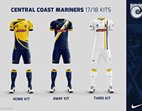 Central Coast Mariners x Nike