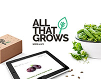 AllThatGrows - Case Study - Live Now!
