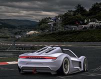 Porsche 918 Successor