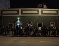 While She Sleeps at the Bafo de Baco