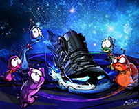 Air Jordan 11: Space Jam/ Bred/ Concord