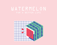 Watermelon for a better life