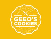 Geeos´ Cookies Branding