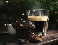 Holiday Coffee (Full CGI)