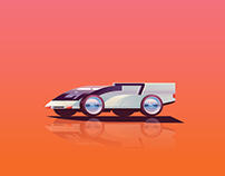 Vehicle illustrations