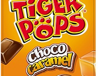 Poster Tiger Pops
