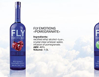 Vodka FLY by Danco Decor
