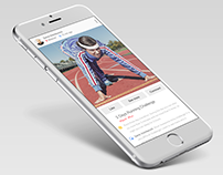 Challenger iOS App
