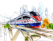 Transport illustration