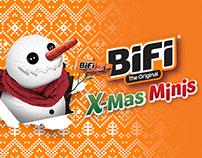 BiFi® Mini's in a Bag X-mas edition