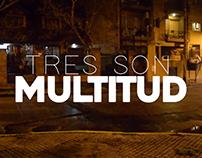 Corto Publicitario - TRES SON MULTITUD