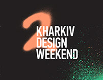 Kharkiv Design Weekend 2