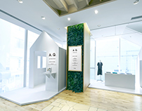 "A.Q. ANTIQULOTHES ""POP-UP SHOP"""
