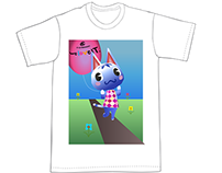 Design T-shirt Project