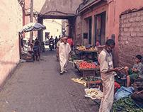 Paseos por Marrakech