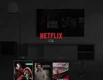 Netflix TV App.