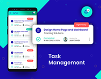 Task Management Android Mobile App