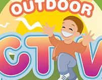 Outdoor Activity Badge