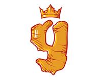 King of Ginger - Logo