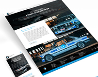BMW Worldwide Re-design