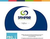 SEMPRE - Branding & Naming
