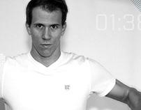 Branding for Olympics Medalist Ramon Zenhaeusern