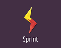 SPRINT - Logo Design