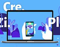 CRE.ZI.PLUS - Community Card