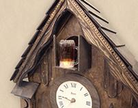 Shiner Beer - Cuckoo Clock