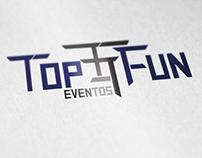 Logo Concurso (Logo Vencedora) - Top Fun