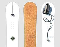 Irony snowboards