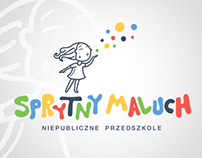 Logo Design for Private Kindergarten