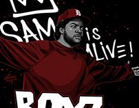 Boyz N the Hood - SAMO