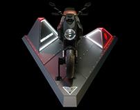 Ducati Diavel Diesel-Bikedisplay