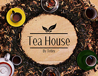 Promotional Campaign of Tea Brand in form of Tea House