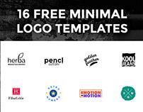 16 Free Logo Templates