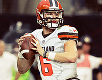Baker Mayfield Jersey Swap