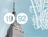 Nineteen Ninety Two X NYC