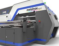 Impressoras industriais para tecido