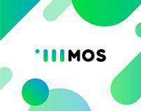 MOS Coin Branding & Web