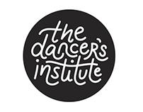 Dance Logo Lettering and Identity